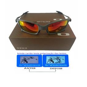 5f783300961df Lentes Juliet Quadrada De Sol Oakley Outros Oculos - Óculos no ...