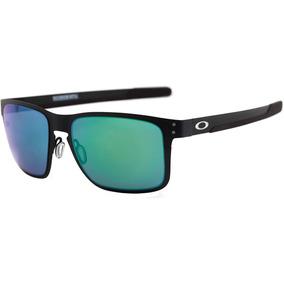 ae93bac624cb4 Oakley Holbrook Black Jade Iridium De Sol - Óculos no Mercado Livre ...
