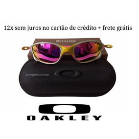 Estojo Oakley Holbrook Estojos - Óculos no Mercado Livre Brasil 12dd0ae089edc