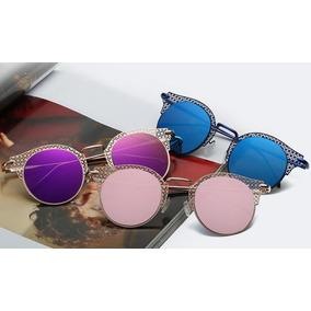 68f8e191b40fd Oculos De Sol Feminino Espelhado Rosa - Óculos De Sol Carrera no ...