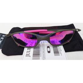 ce07351071a18 Oculos Oakley Juliet X Metal Rosa - Óculos no Mercado Livre Brasil