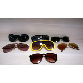 dd5253a6c51dd Óculos De Sol Armações Lote Com 7 Unidades .
