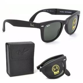 86631e7043da5 Oculos De Sol Ray Ban Wayfarer Dobravel Folding - Réplica