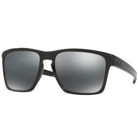 0c6a64fa52079 Óculos De Sol Oakley Sliver L Preto Brilho Oo9341l-05 Oo9341