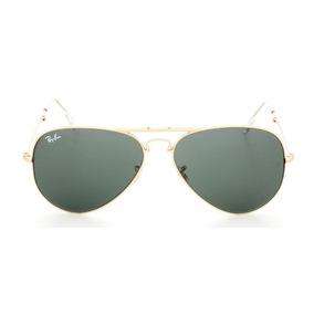 95601f700 Ray Ban Aviator Tamanho 55 (novo) - Óculos no Mercado Livre Brasil