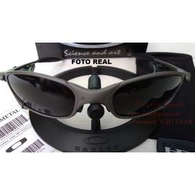 cf062bf4d214e Oculos Juliet Falso Barato 20 Reais De Sol Oakley - Óculos no ...