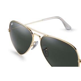 dc3691d671fc2 Oculos Rayban Aviador Masculino Grande - Óculos no Mercado Livre Brasil