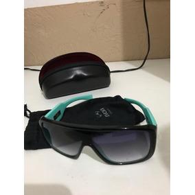 d96d91b2057fa Oculos De Sol Evoke Original Semi Novo Perfeito Estado Azul