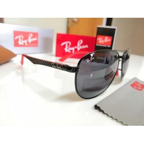 5fc53b92d6fe27 6g Fibra De Carbono Ray Ban Rb8305 083 Sol - Óculos no Mercado Livre ...