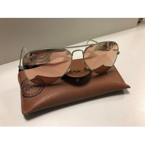 5619496119c7e Couro Para Case De Sol Ray Ban - Óculos no Mercado Livre Brasil