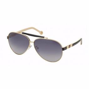 26b92815e1bd6 Oculos De Sol Carolina Lemke - Óculos no Mercado Livre Brasil
