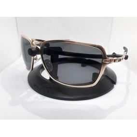 fd2821aeef19c Óculos Dourado Inmate Metal-x Masculino Polarizad Co00-4378. R  119