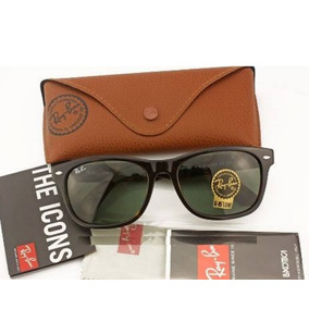 ad237de821802 Ray Ban New Wayfarer Preto Fosco - Óculos no Mercado Livre Brasil
