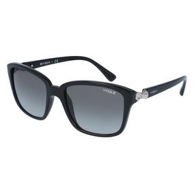 7d12827f820e8 Óculos De Sol Feminino Preto - Vogue Vo 5093 Sb - Original
