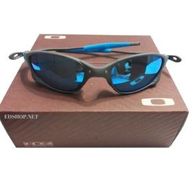 642df4a6db677 Lançamento Óculos 3d Azul Turquesa De Sol Oakley Juliet - Óculos no ...