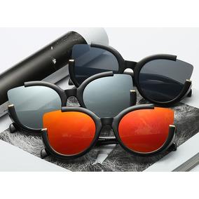00b1ad45f01fd Oculos De Sol Feminino Sem Aro - Óculos De Sol no Mercado Livre Brasil