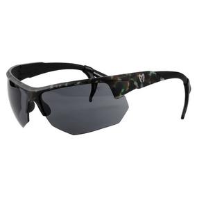4fdd42b94c43e Óculos Marcos Do Val Spartan Camuflado Lente Preta E Amarela