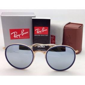 81b81681641c4 Oculos Rayban Espelhado Rosa Dobravel De Sol Ray Ban - Óculos no ...
