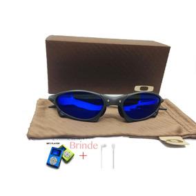 0f954c36829d0 Oculos Oakley Trump Mp3 De Sol Juliet - Óculos no Mercado Livre Brasil