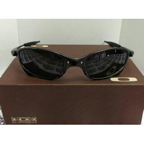 8838ad592f38a Óculos Oakley Juliet X Metal Carbon Black Preto De Sol - Óculos no ...