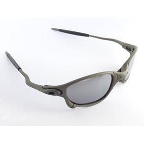 9768db3105700 Óculos Oakley X Metal Double X Lentes Cinza 24k Juliet Lupa