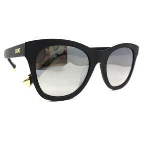 c766d70ea7a46 Óculos De Sol Evoke On The Rocks Ix Bl A11s Black Matte Gold