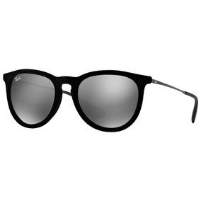 a59171f61f730 Óculos De Sol Ray Ban Erika Velvet Veludo Rb4171 6075 6g 54
