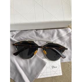 d30a057238cb2 Óculos De Sol Dior Só Real. Original Para Troca De Lente. R  395