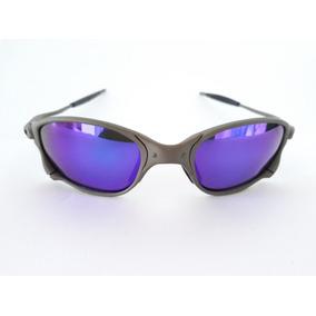 69e816b0f Oakley Double X Lente Roxa De Sol - Óculos no Mercado Livre Brasil