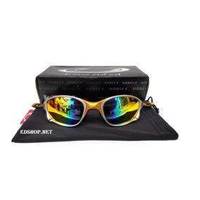 0df8d0a10 Cingulo Dourado De Sol Oakley - Óculos no Mercado Livre Brasil