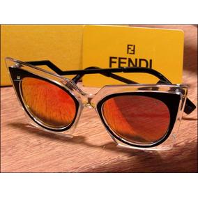 7be38a03ecd98 Óculos Fendi Orchid Com Proteção Uv400 E Polarizado  1755