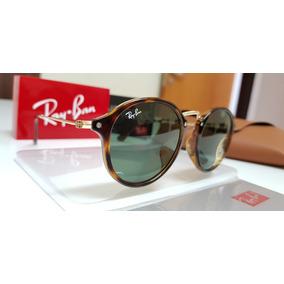 3cb003c59fbe8 Ray Ban Round Redondo Lente Verde - Óculos no Mercado Livre Brasil