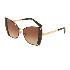 7db8126248ad2 Autentico Dolce Gabbana Oculos De Sol Dourado Espelhado - Óculos no ...