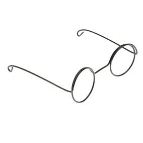 a48b1c59647b8 Par Óculos Sem Quadro Redondo Quadro Redonda Para Acessórios