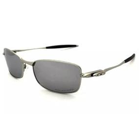 86e32691a608c Óculos De Sol Oakley Whisker Prata Original - Óculos no Mercado ...