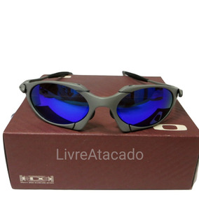62f925502dd4e Juliete Barato - Óculos De Sol Oakley Juliet no Mercado Livre Brasil