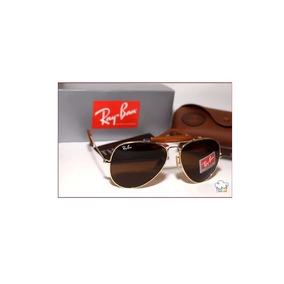 13dc86495 Ray Ban Caçador Aviador Couro Outdoorsman Craft Verde - Óculos no ...