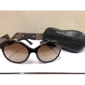 00cfc9abd Oculos Vogue Estilo Tartaruga De Sol Outras Marcas - Óculos De Sol ...
