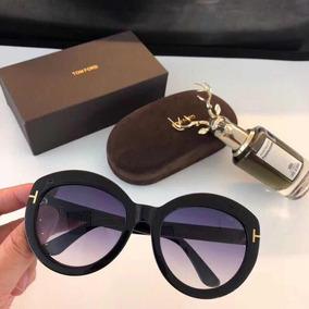 8ba491925ecd1 Óculos De Sol Tom Ford Whitney Preto - Óculos no Mercado Livre Brasil