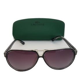239da41d688a2 Óculos De Sol Aviador Lacoste Mormaii - Óculos no Mercado Livre Brasil