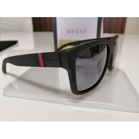 e0fa5e94d44ca Oculos Gucci Masculino - Óculos De Sol no Mercado Livre Brasil