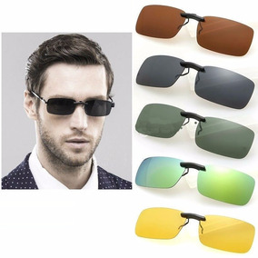 f5f122b044296 Clip On Óculos De Grau Polarizado Sol. Brinde Teste Lentes - Óculos ...