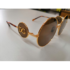 fc1745c9d06c3 Oculos Dourado Dolce Gabbana Espelhado - Óculos no Mercado Livre Brasil