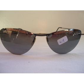 f567452c1e368 Óculos De Sol Alan Garraud Vintagen Anos 80 Novo Original. R  190