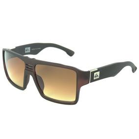 92cd556c19d35 Oculos Quiksilver Enose Marrom De Sol - Óculos no Mercado Livre Brasil