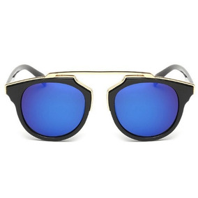 26bafadc242d0 Oculos Olho De Gato Redondo no Mercado Livre Brasil
