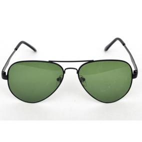 321d9e113ed80 Oculos Sol Aviador Preto Acetato De - Óculos no Mercado Livre Brasil