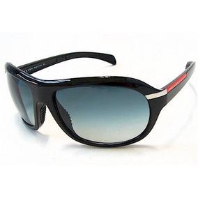 ab77138270 culos Prada Vps 51e 1bo 101 Black Novo Com Nf - Óculos no Mercado ...