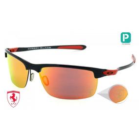 7ffccb46e4b4c Oculo Oakley Jupiter Carbon Ferrari - Óculos De Sol Oakley no ...