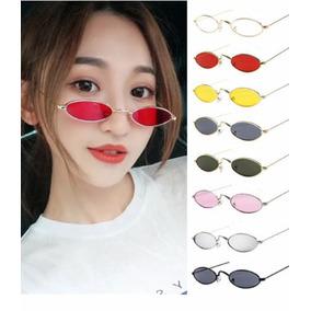 090c1e6418ae8 Oculos Retro Lente Transparente De Sol - Óculos no Mercado Livre Brasil